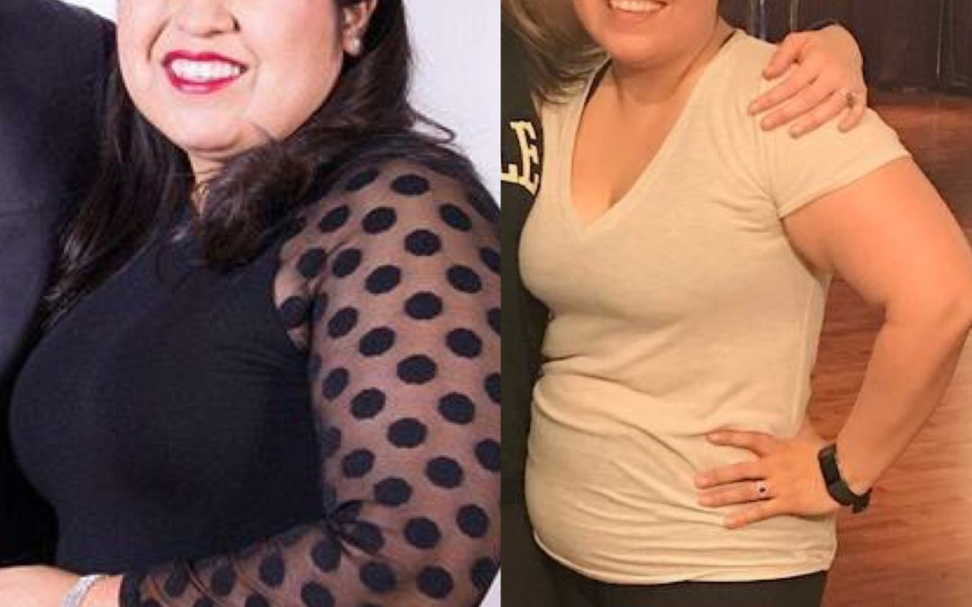 How Carmen lost 30+ pounds by making realistic and simple changes