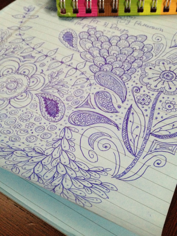 zentangle for anxiety and panic attacks
