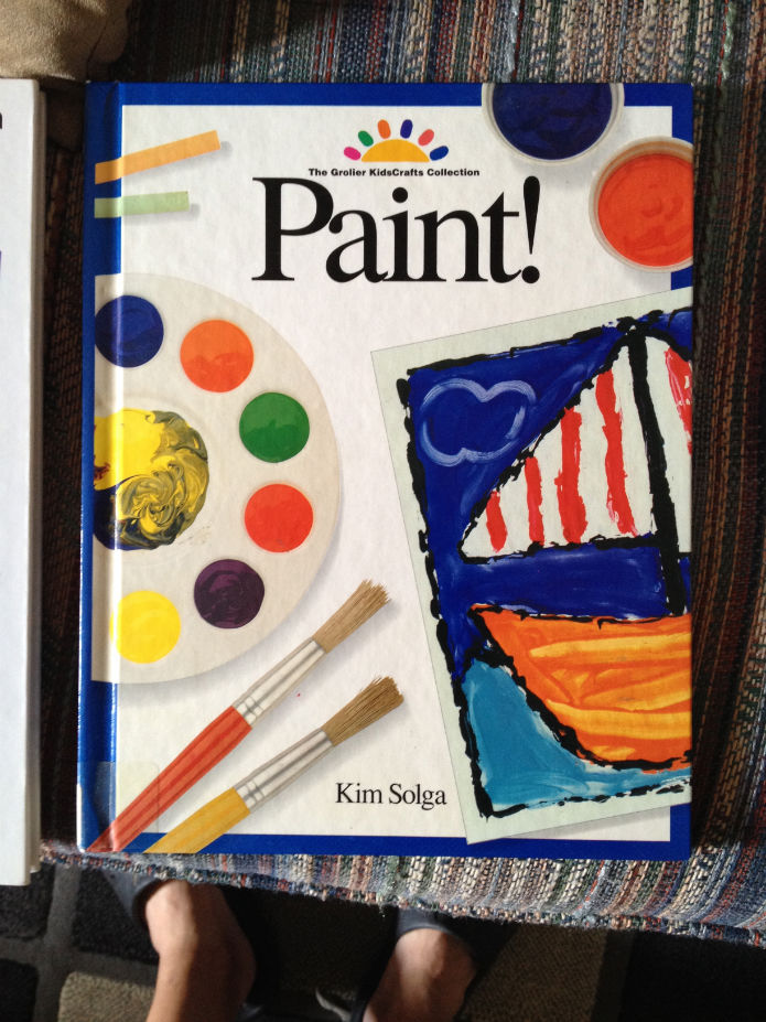 paint book for children