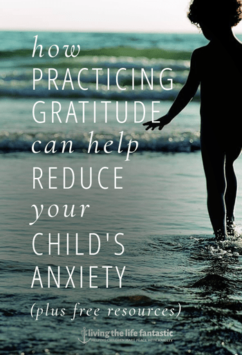 practicing gratitude can help reduce anxiety