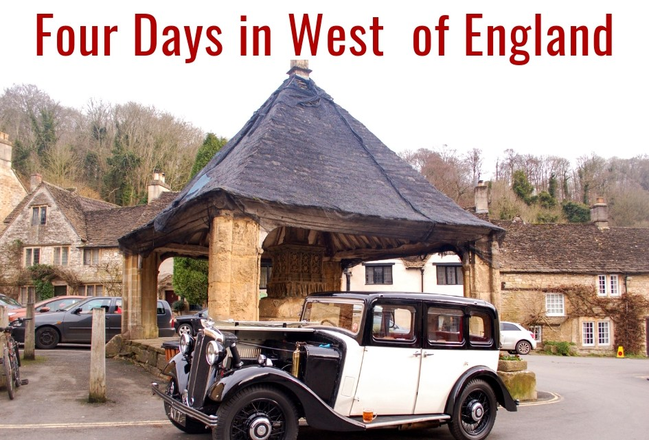 Four days in West of England
