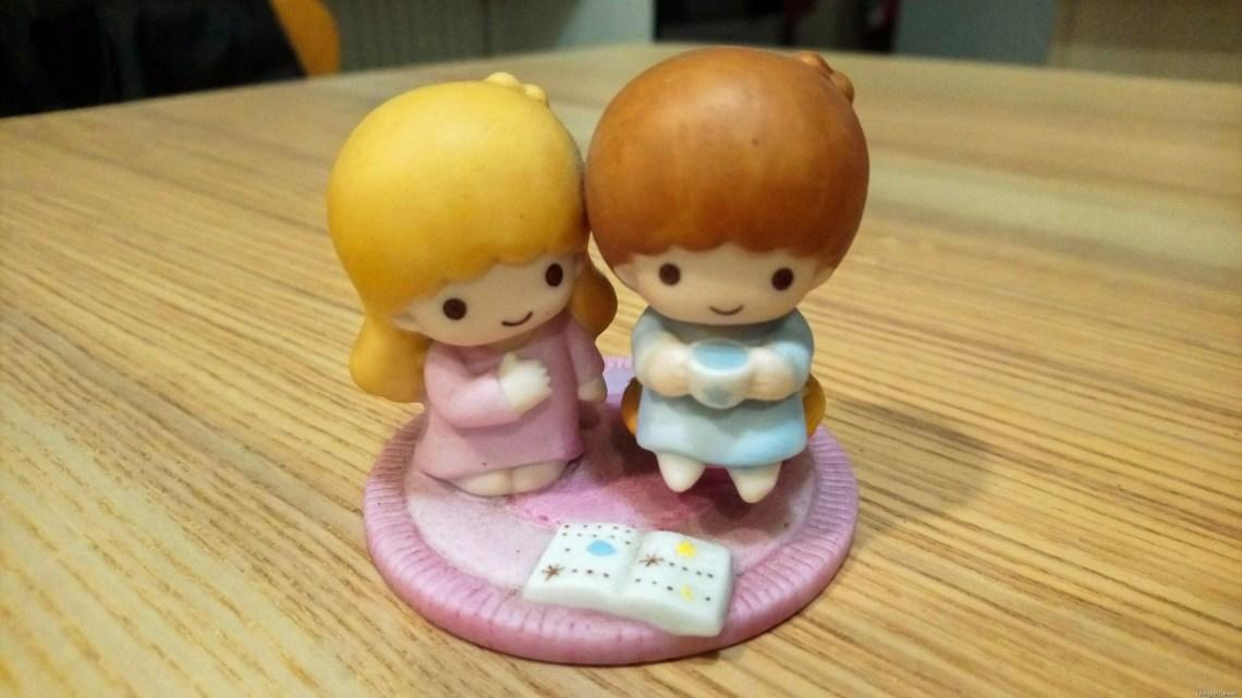 Little Twin Stars nostalgic toys 雙星子