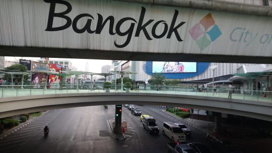 Stroll around Chinatown in Bangkok City  漫步曼谷街頭