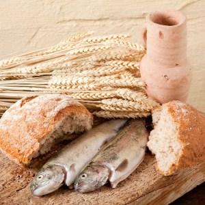 Fish, Bread, and Wine