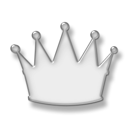 transparent crown