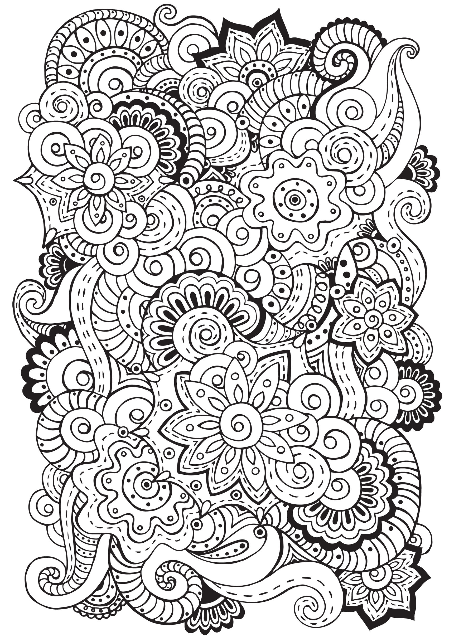 Mindful Meditation The Art Of Adult Coloring Books