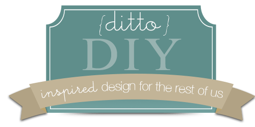 {ditto} DIY: Inspired Design For the Rest of Us