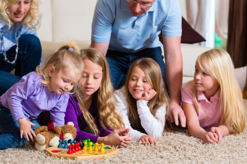 Our Top 10 Family Games for Kids 7 and up   Living Well Spending Less     Do you love playing games with your family  Board games are great for family  bonding