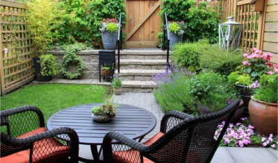 spruce up your yard and patio