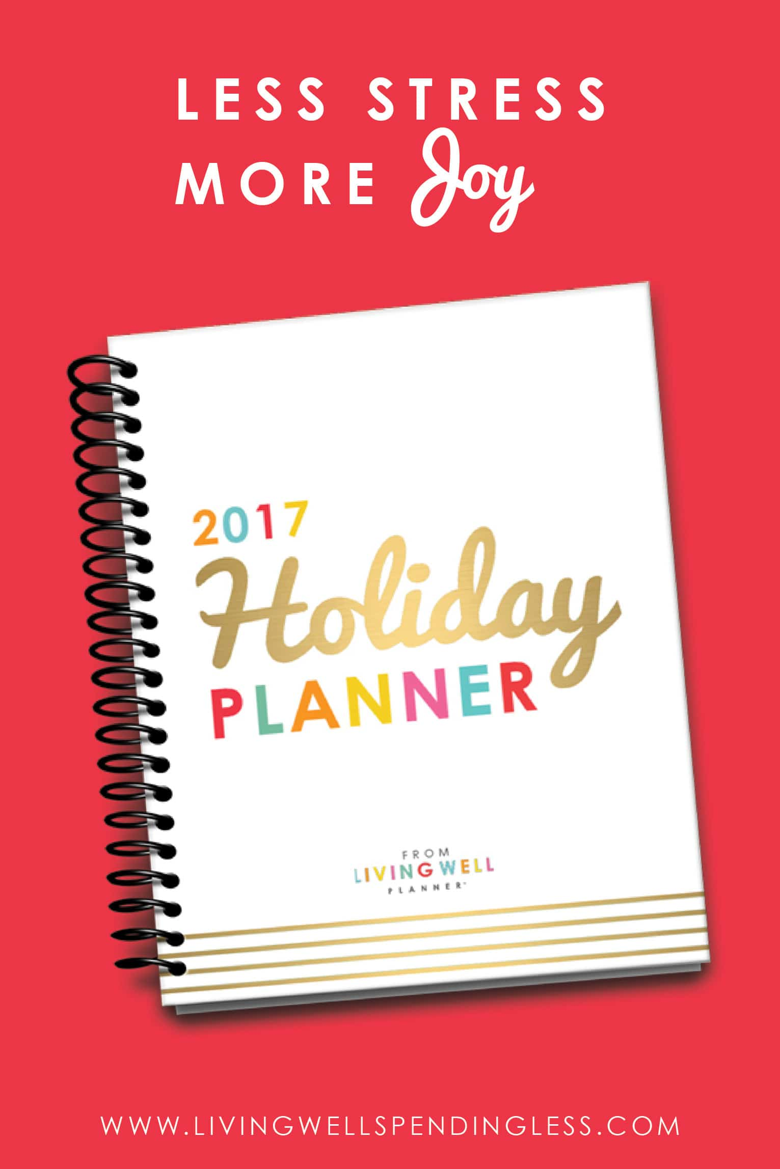 Get The Lwsl Holiday Planner