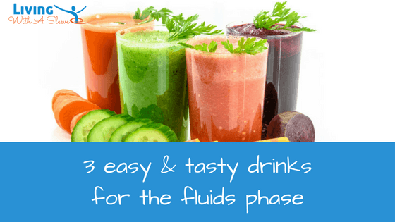 Super simple fluid recipes
