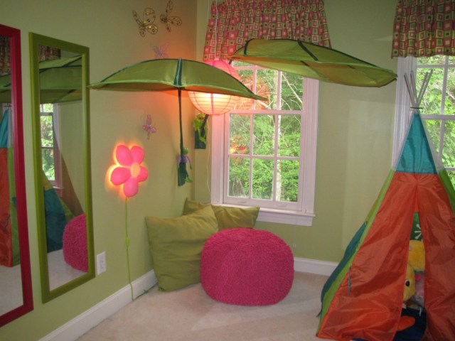Playrooms Spark Imagination and Creativity