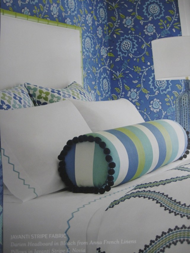 Bedroom by Thibaut -Living With Color Designs