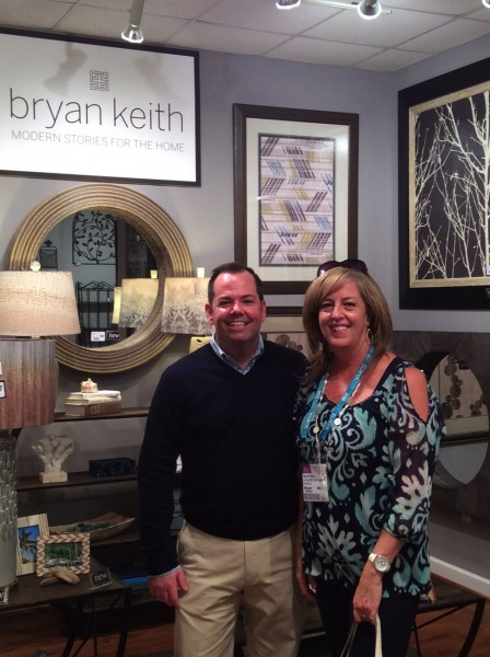 Bryan Keith and Marianne Millikan of Living With Color Designs