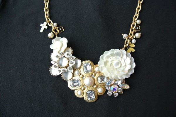One Of A Kind Jewelry From Old Pieces