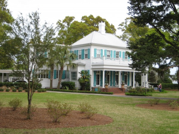 Beautiful southern colonial on the coast