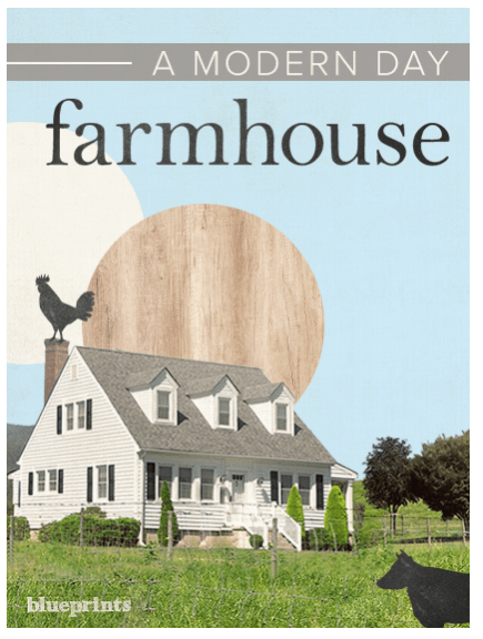 Shop Farmhouse style- Living With Color Designs