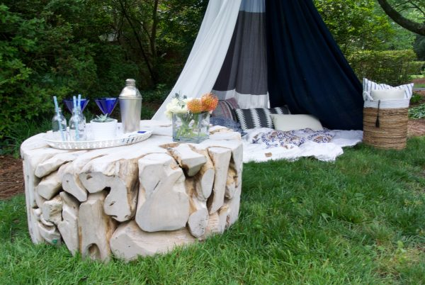 Bloom: The Art of Outdoor Living : Living With Color Blog - Bohemian Cocktail Party-