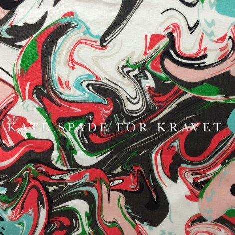 Kate Spade New York Fabric Collection For Kravet : Living With Color Designs Blog
