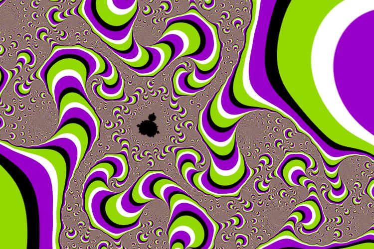 Fractals Illusions 00345695