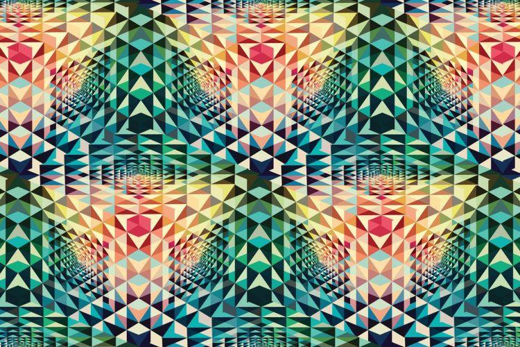 Gyroscopes Within Kaleidoscopes