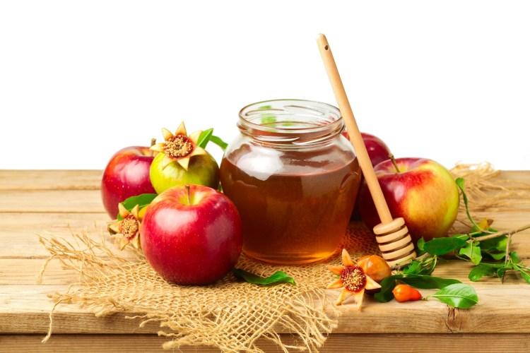 Apples Honey Jar 455691
