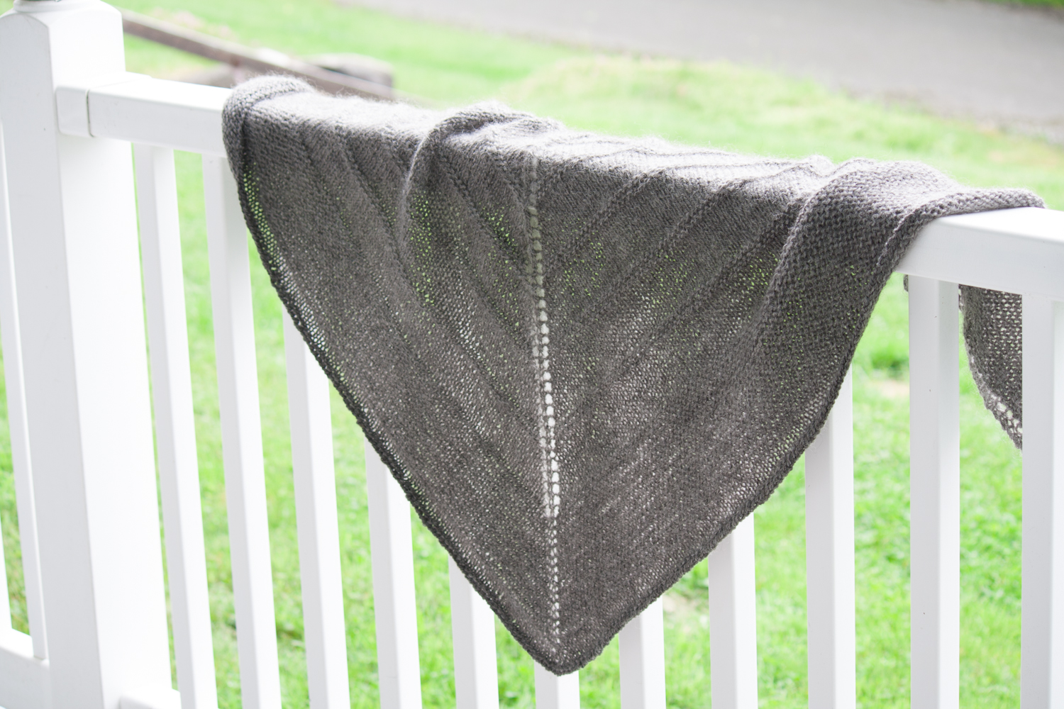 A Shawl for a Shepherd Friend