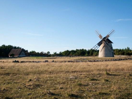 Windmill on Faro