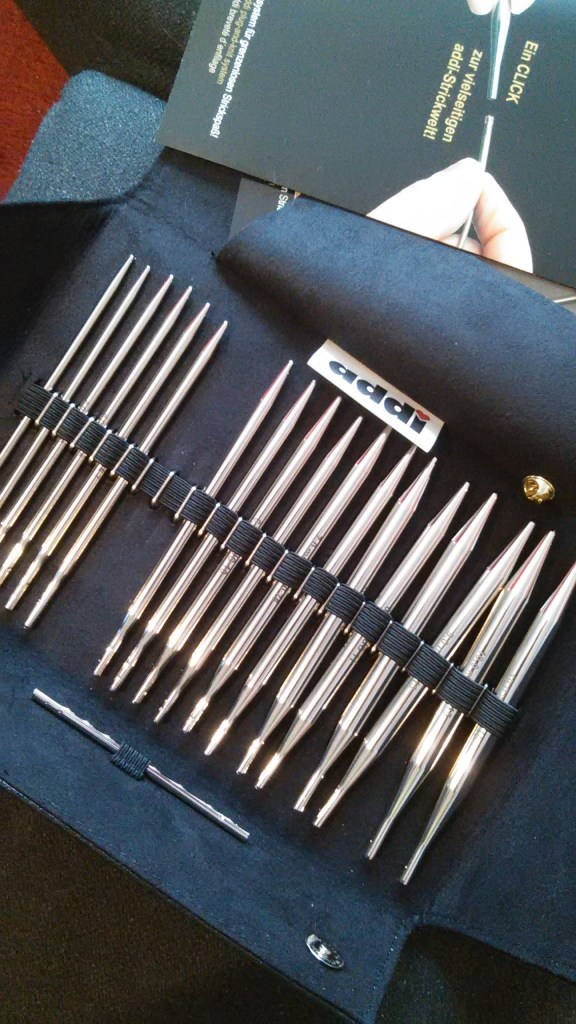 Addi Knitting Needles