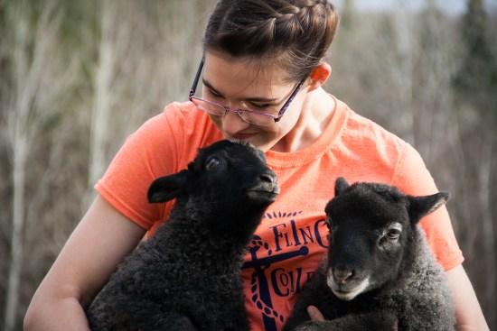 Ultimate High of Lambing Season