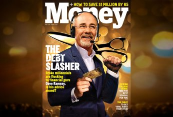 Money magazine May 2019