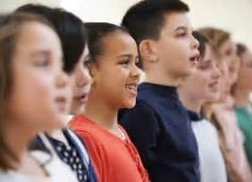 Kids Sing This Sunday!