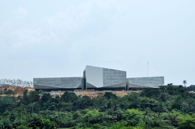 Calabar-ICC-Tinapa-View