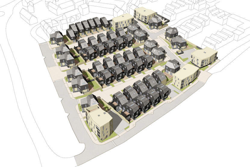 Alison-Brooks-Architects-_-Newhall-Be-_-Harlow-Essex-_-Newhall-Aerial-Rendering-830x553