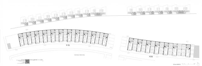 CORDOVA SOCIAL HOUSING SITE LAYOUT AND MASSING