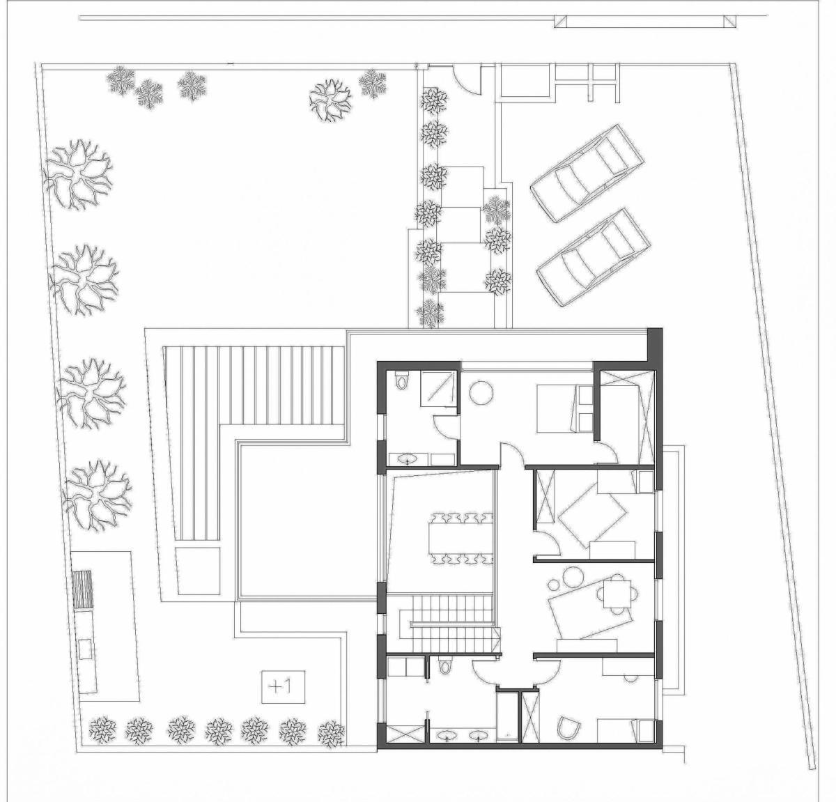 concrete ron shenkin first floor plan