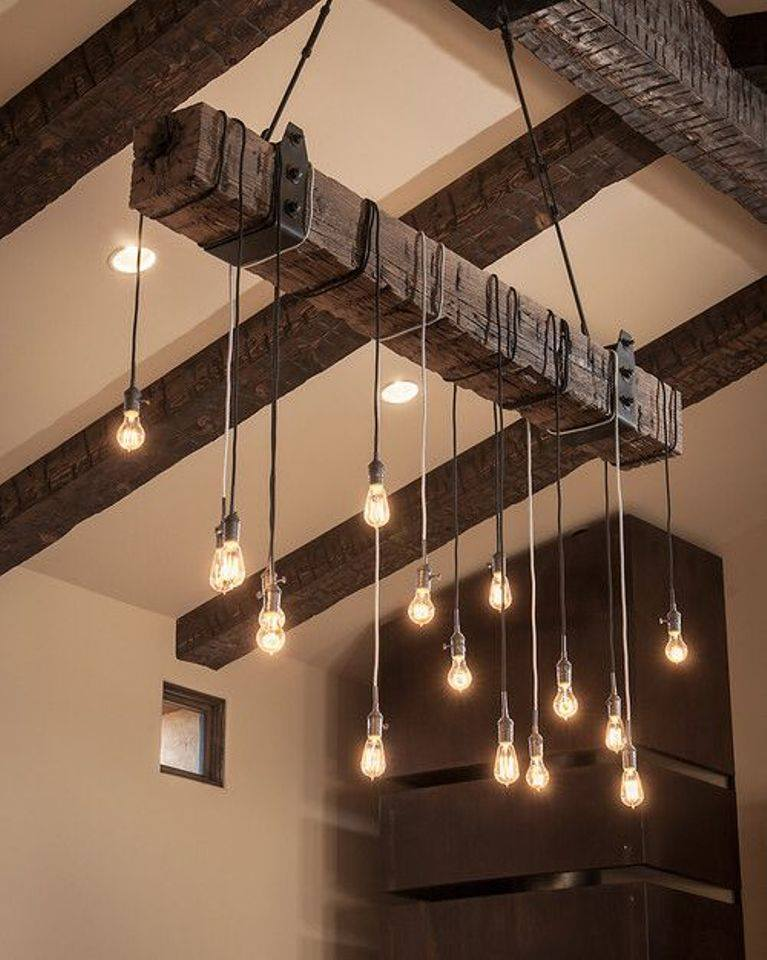 INDUSTRIAL AND RUSTIC: A GALLERY OF DECOR IDEAS INSPIRED BY A UNIQUE ...