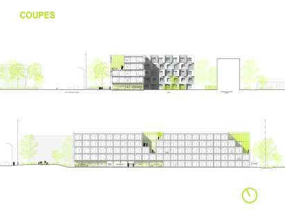 student housing _162A Design France