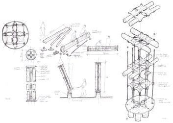 BAMBOO HOUSE _STUDIO CARDENAS15._Sketches