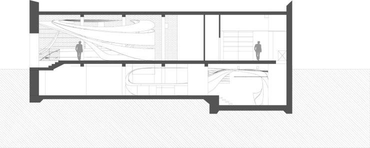 lot 1 cafe_enter projectsE.-SECTION-D-D