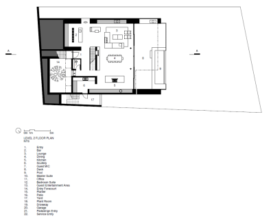 Three14_OVD525_Level 2 Floor Plan
