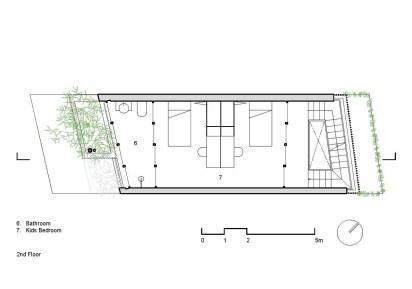 bamboo house vtn_03_dwg03_plan_2nd