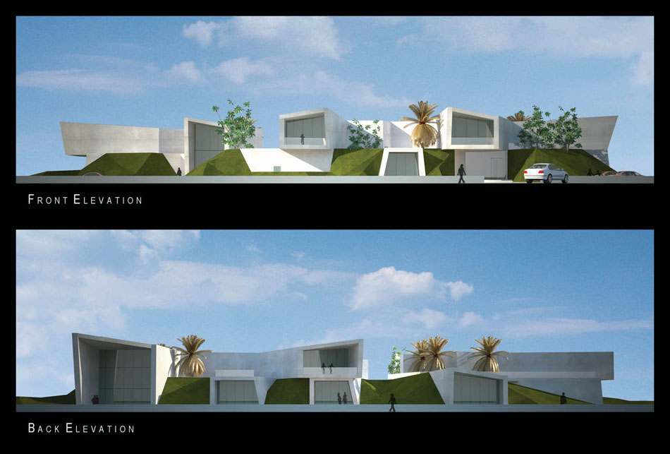 courtyard house_04_plans