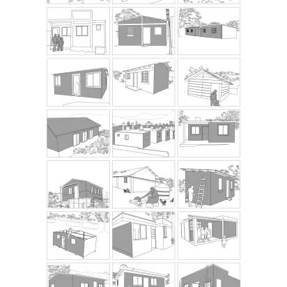 SUSTAINABLE HOUSING PROTOTYPE_MEXICO_TATIANA BILBAO_ PLANS 01