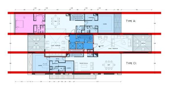 East Village _30_J.M.Bonfils & Associates_Floor plans