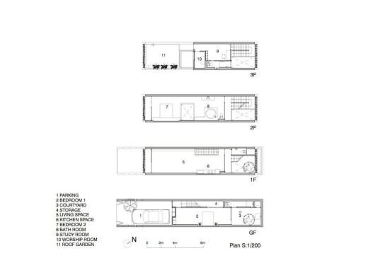 stacking green_03_floor plans