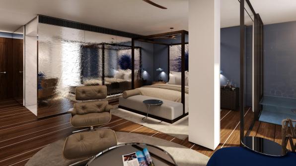 Sir Joan room interior render 2