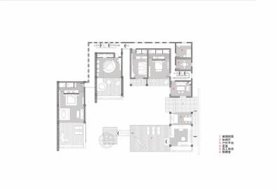 DALI MUNWOOD LAKESIDE RESORT_04_INIT DESIGN OFFICE_Drawings_models_floor plans
