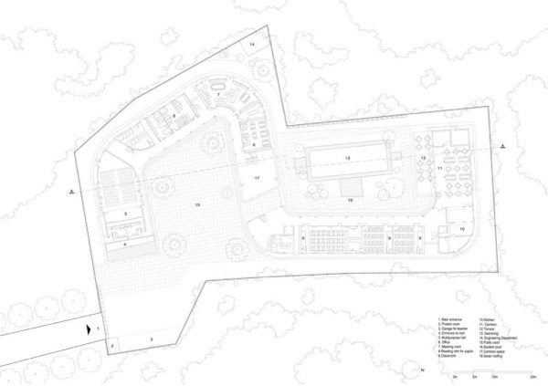 bing duong school_13_Vo Trong Nghia Architects