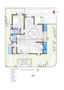 Swarajya Residence_Suni Patil_GROUND FLOOR PLAN-N